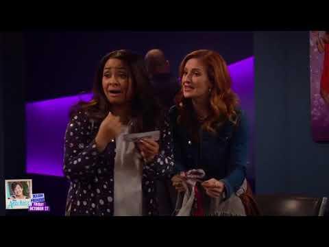 Raven's Home - Dream Moms - Raven and Chelsea Will Meet La Dee Da and Booker Vision - CLIP