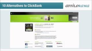 Clickbank Alternatives - 10 Sites like Clickbank