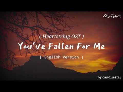 Jung Yong Hwa - You've Fallen For Me - (Heartstring OST)_[ English Version ] ∆Cover By Candiiestar∆