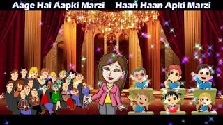 Qawwali Lyrics {Parents vs Students} By Virender Sehra