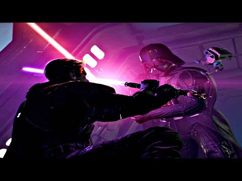 Star Wars Jedi Fallen Order - Final Boss & Ending (Star Wars 2019) PS4 Pro