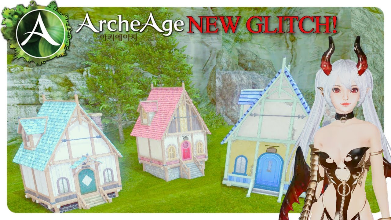 Archeage Review 2020.Archeage New House Review New Glitch