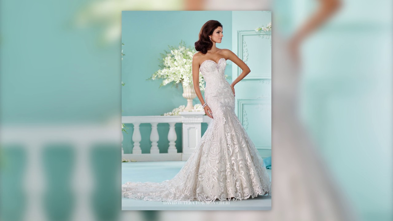 Top Wedding Dresses for 2017 - YouTube