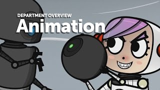BFA Animation at School of Visual Arts - Department Overview