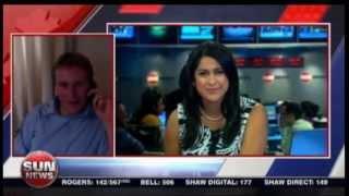 Grant Harrold talks to the Sun Network Thumbnail