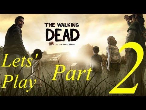 The Walking Dead Episode 1 Part 2: The Fram