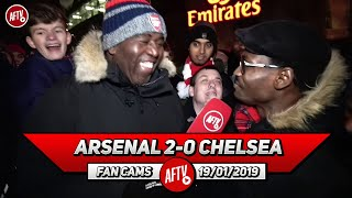 Arsenal 2-0 Chelsea | Koscielny & Sokratis Were Our Stand Out Players! (Tade)