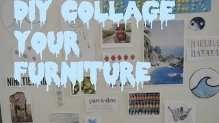 diy // collage your furniture Thumbnail