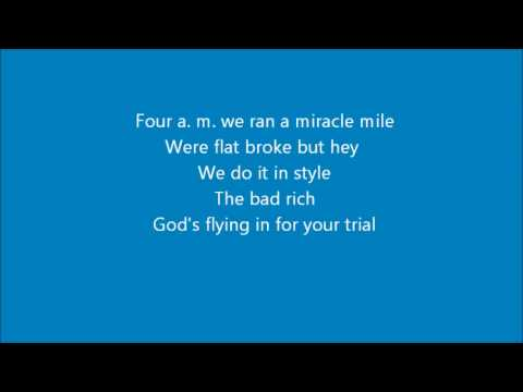 New Radicals   You Get What You Give with lyrics