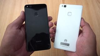Huawei P10 Lite vs Huawei P9 Lite Speed Test [Urdu/Hindi]