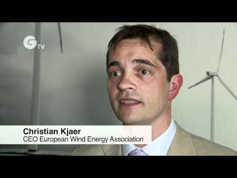 EU wind industry defies recession