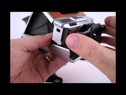 Impossible SX 70 Lens Set by MiNT