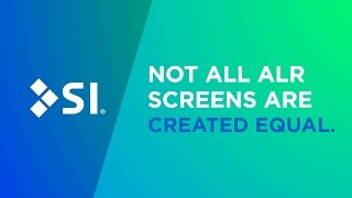 Not all ALR screens are created equal