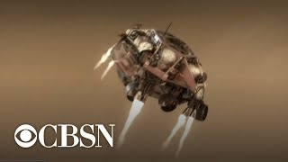 """NASA's Perseverance rover survives """"seven minutes of terror"""" to land on Mars"""