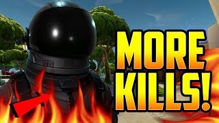 HOW TO GET MORE KILLS in FORTNITE BATTLE ROYALE! BEST TIPS & TRICKS FOR HIGH HILL GAMES!
