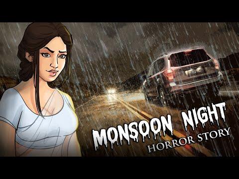 Monsoon Night Horror Story| Khooni Monday E39 🔥🔥🔥