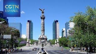La ciudad de México recibe a más de 29 millones de turistas durante 2017