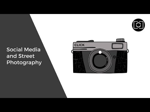 Social Media and Street Photography