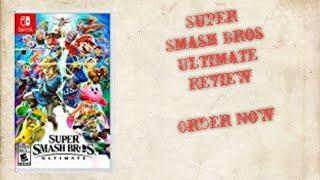 Super Smash Bros Ultimate Review | Nintendo | Games