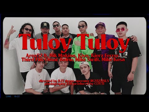 TULOY TULOY LANG (Official Video)
