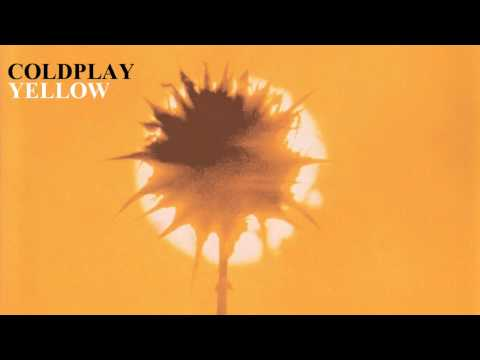 Coldplay - Yellow (official instrumental)