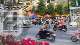 Футаж, видеофон - Thailand, phuket, junceylon (скачать)