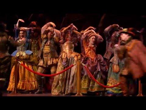 2016/17 Broadway in Austin Montage
