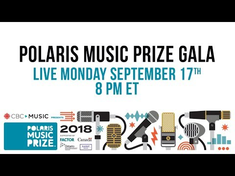 Watch the 2018 Polaris Music Prize Gala Mp3
