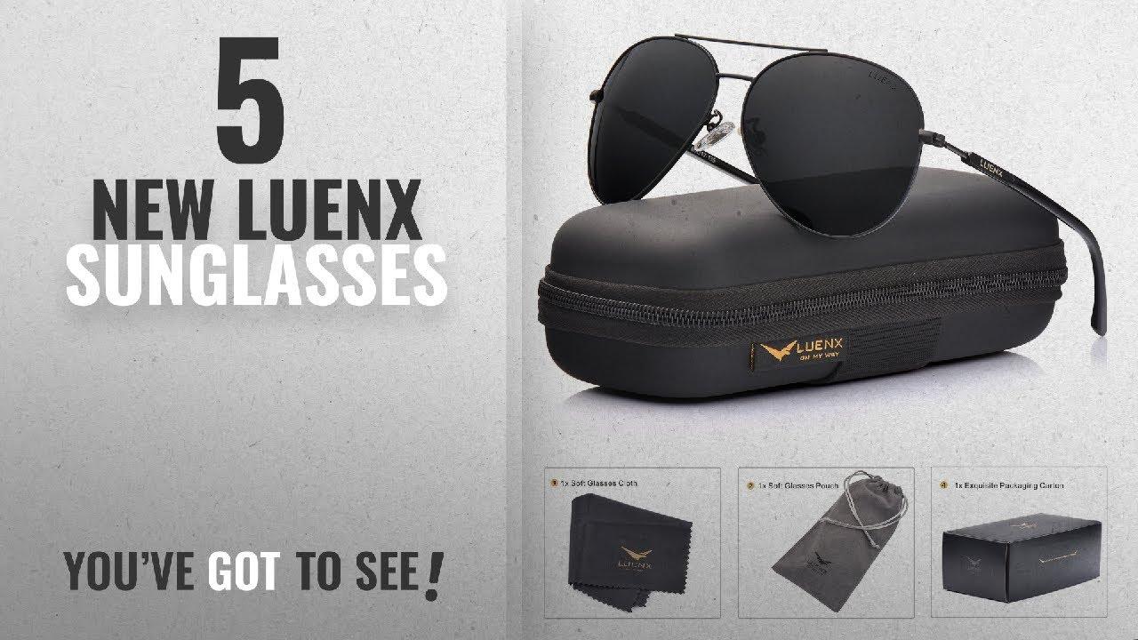 92df5df105 Top 10 Luenx Sunglasses   Winter 2018    Aviator Sunglasses Mens ...