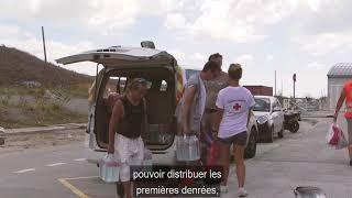 Brice, logisticien à la Croix-Rouge française