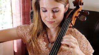 Jen Kuhn's Mini Bach Break No.2 - Bach Solo Cello Suite in G Major - Allemande