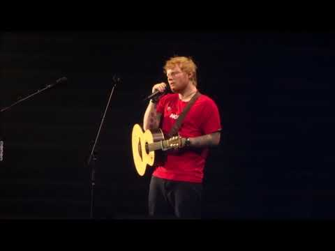 Ed Sheeran - Tenerife Sea @ Cape Town Stadium 28/03/19