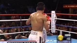Marco Antonio Barrera vs Eric Morales