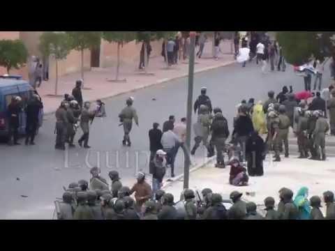 Human Rights Violation in Western Sahara
