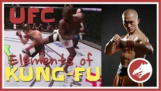 Kung Fu in UFC (MUST WATCH!)