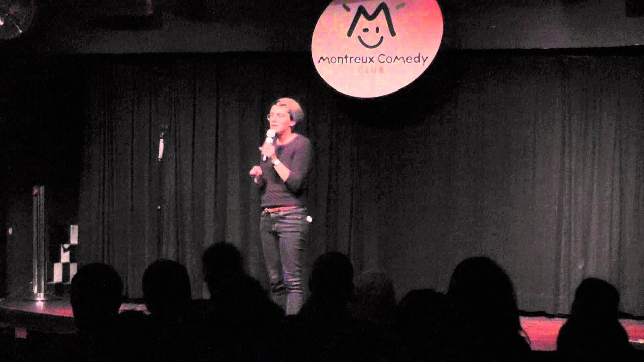 Marina Rollman (Montreux Comedy Lab)