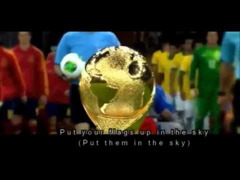 We are one (Ole Ola) Parody  [FIFA 2014 Official Song]