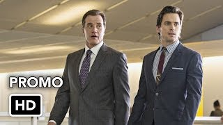 "White Collar 5x04 Promo ""Controlling Interest"" (HD)"