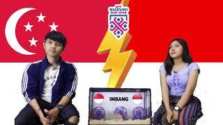 #Prediksi Singapura VS Timnas Indonesia bersama PO si Hamster