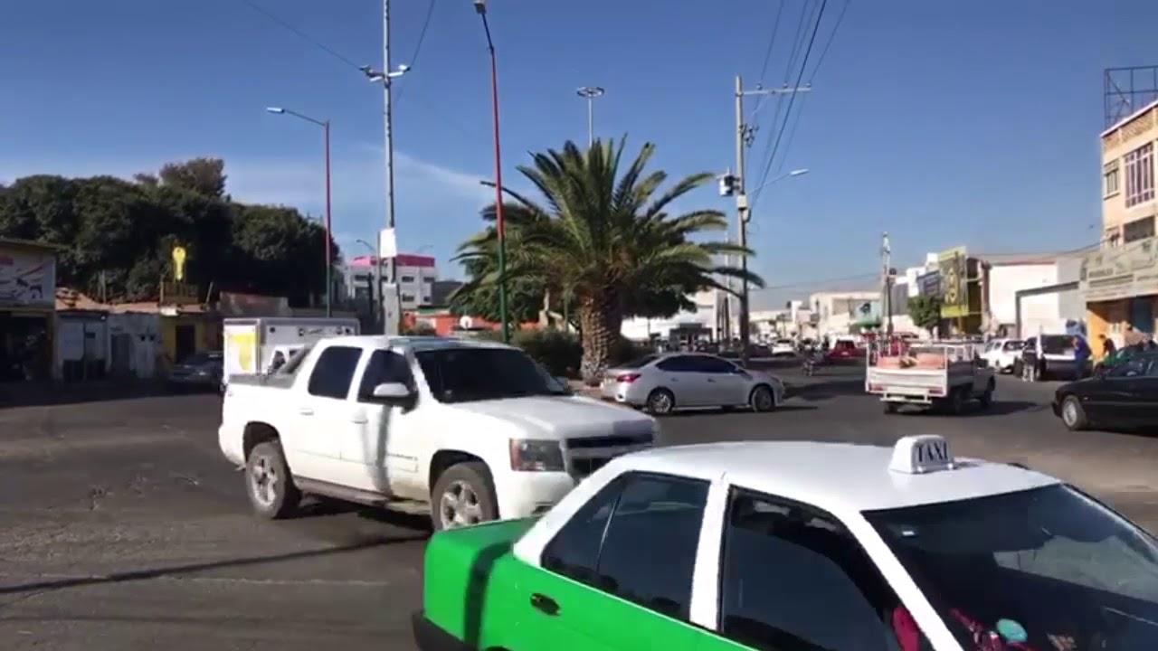 Modificarán Glorieta de San Antonio y semaforizarán zona - YouTube