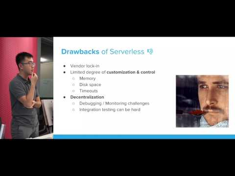 Building Scalable Applications with the Serverless Framework and AWS Lambda - Serverless Singapore