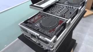 For Pioneer CDJ-2000NXS2s & a DJM-900NXS2, Odyssey DJ Coffins:Hot Amateur Behind the Scenes Footage