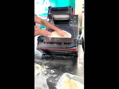 Modeladora de Pizza - Abre massa até 40cm