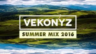 VEKONYZ - SUMMER MIX 2016