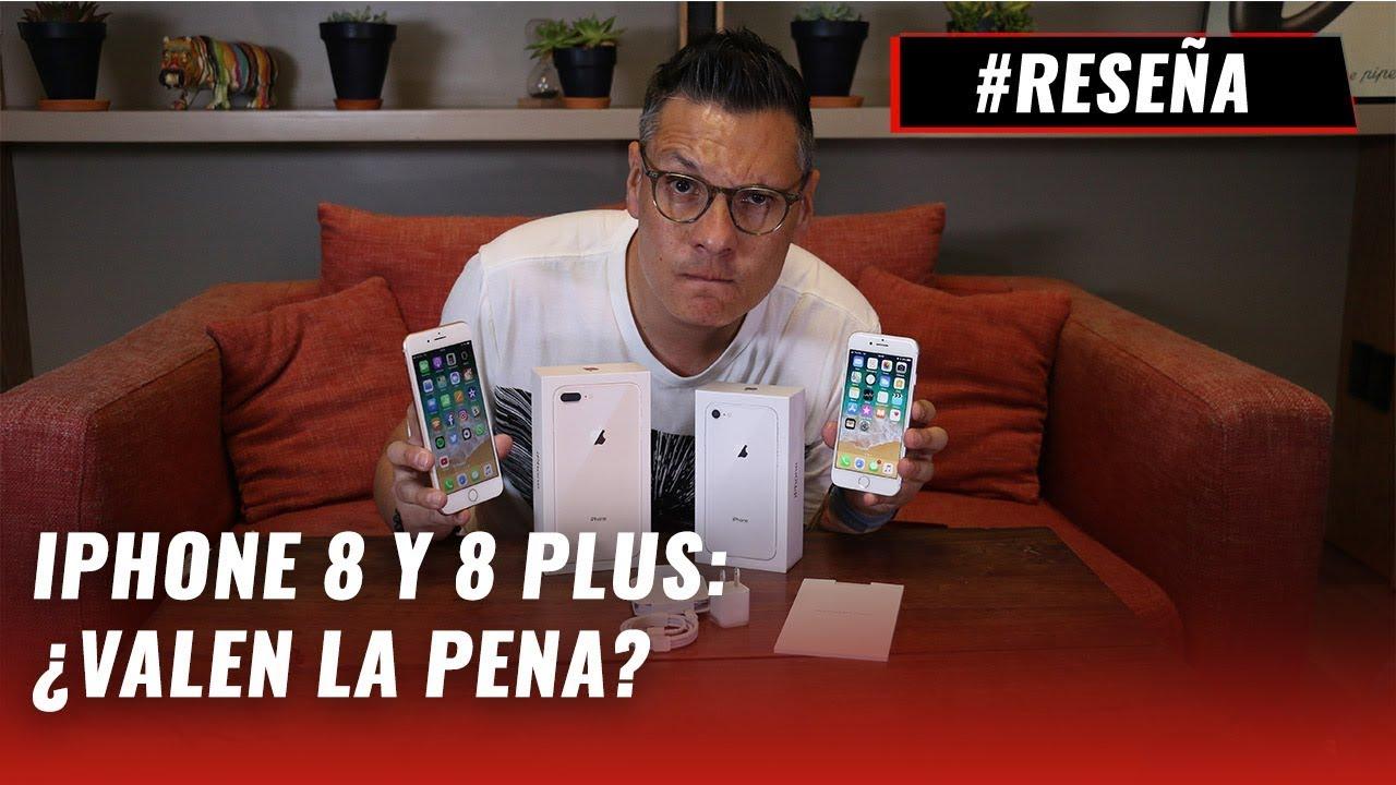 Download iPhone 8 y iPhone 8 Plus, review en español.