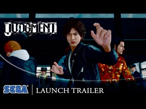 Judgment (PlayStation 5, Xbox Series X|S, & Stadia) | Launch Trailer
