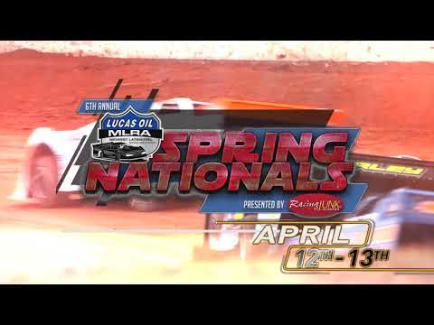 April 12th-13th, 2019: 6th Annual MLRA Spring Nationals Presented by RacingJunk.com