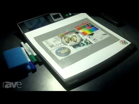 InfoComm 2013: WolfVision Talks About the VZ-9.4F