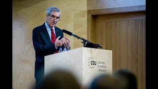 Michael Ignatieff - Open Society and The Ordinary Virtues