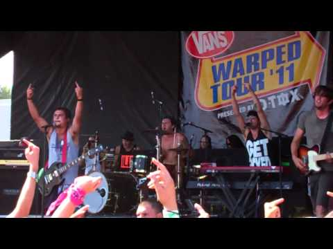 ill Scarlett - Nothing Special @ Vans Warped Tour Montreal